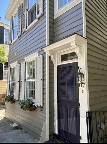 87 Tradd Street, Charleston, SC 29401 (#21013785) :: The Cassina Group
