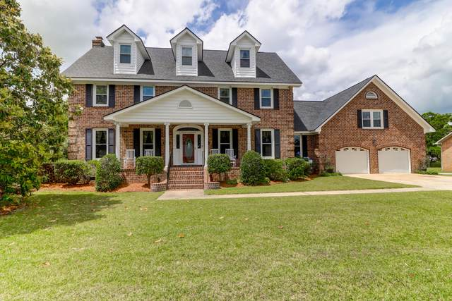 5289 Waterview Drive, North Charleston, SC 29418 (#21013789) :: Realty ONE Group Coastal
