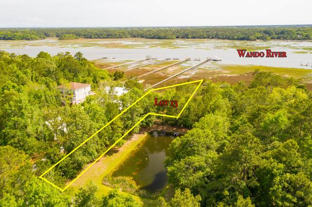 1434 Dupree Creek Drive, Awendaw, SC 29429 (#21013854) :: The Cassina Group