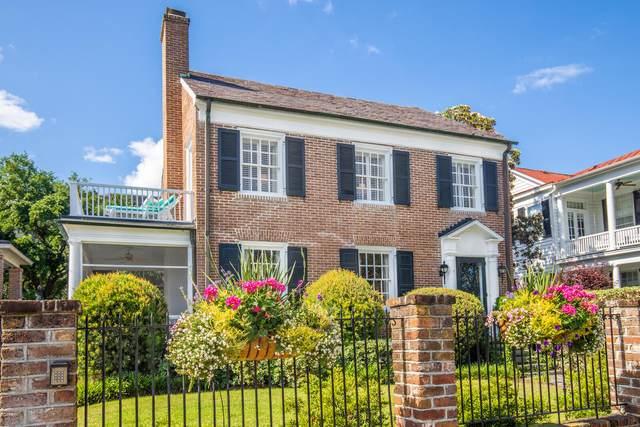 192 Tradd Street, Charleston, SC 29401 (#21013866) :: The Cassina Group