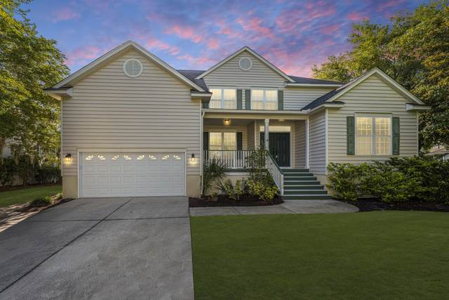 2735 Magnolia Woods Drive, Mount Pleasant, SC 29464 (#21013917) :: Realty ONE Group Coastal