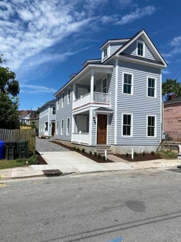 9 A&B Hanover Street #2, Charleston, SC 29403 (#21014011) :: Realty ONE Group Coastal