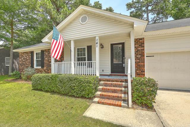 141 Fox Chase Drive, Goose Creek, SC 29445 (#21014013) :: Realty ONE Group Coastal
