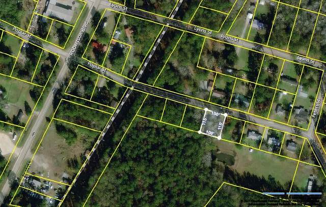 0 Poplar Street, Walterboro, SC 29488 (#21014053) :: The Gregg Team