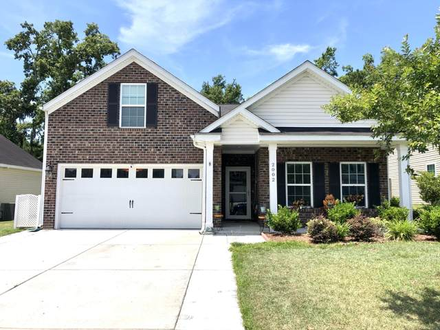 2002 Hunters Bend Trail, Ladson, SC 29456 (#21014085) :: Realty ONE Group Coastal
