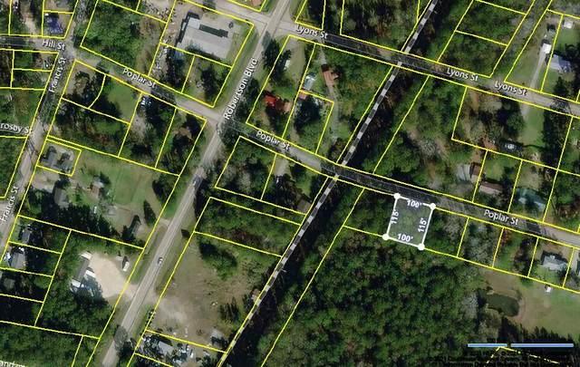 00 Poplar Street, Walterboro, SC 29488 (#21014112) :: The Gregg Team