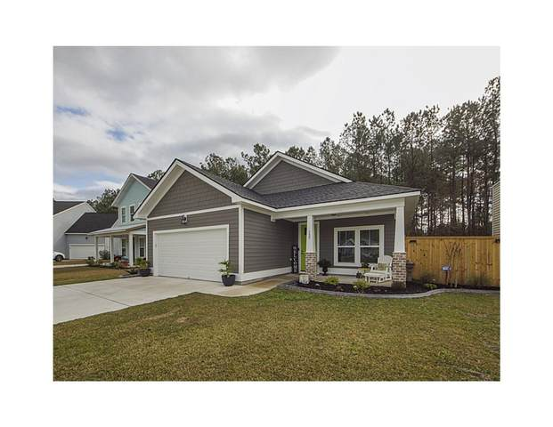126 Brightwood Drive, Huger, SC 29450 (#21014165) :: The Gregg Team
