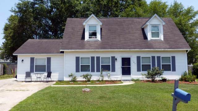 104 Carrie Lane, Summerville, SC 29486 (#21014282) :: Realty ONE Group Coastal