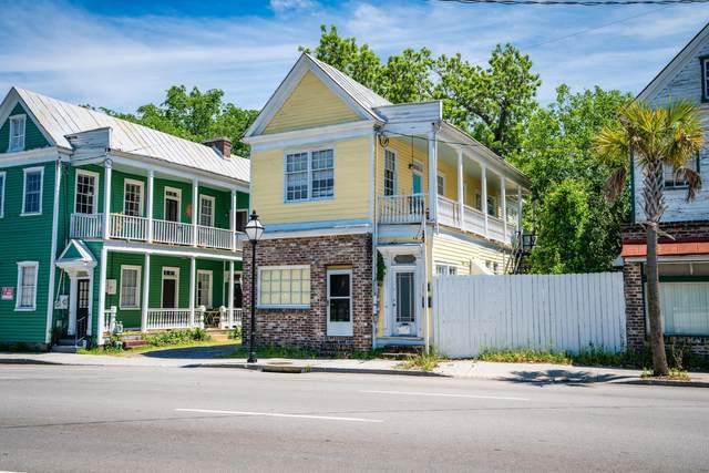 201 Spring Street, Charleston, SC 29403 (#21014284) :: Realty ONE Group Coastal