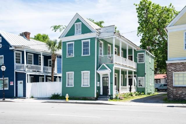 199 Spring Street, Charleston, SC 29403 (#21014286) :: Realty ONE Group Coastal