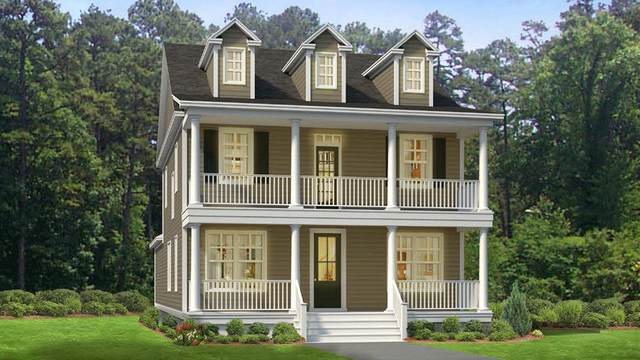 257 Oak View Way, Summerville, SC 29483 (#21014340) :: Realty ONE Group Coastal