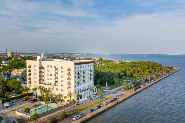 1 King Street #702, Charleston, SC 29401 (#21014367) :: Hergenrother Realty Group