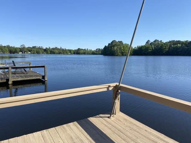 104 Fountain Lake Drive, Eutawville, SC 29048 (#21014433) :: The Gregg Team