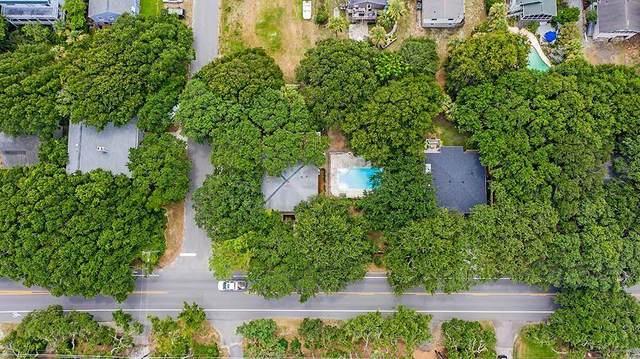 814 Palm Boulevard, Isle Of Palms, SC 29451 (#21014521) :: The Cassina Group