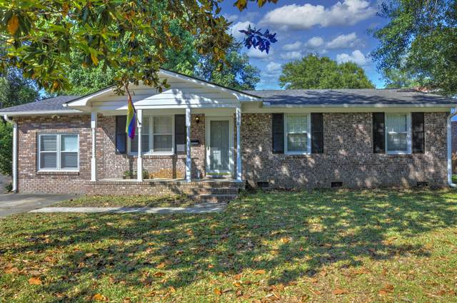 5338 Parkside Drive, North Charleston, SC 29405 (#21014682) :: The Cassina Group