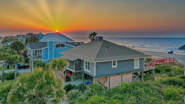 1593 E Ashley Avenue, Folly Beach, SC 29439 (#21014744) :: Realty ONE Group Coastal