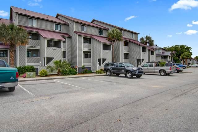 56 W Mariners Cay Drive #56, Folly Beach, SC 29439 (#21014808) :: The Cassina Group