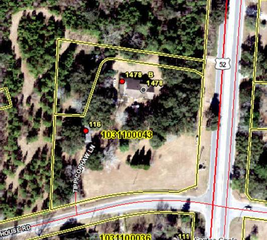 1478 Highway 52, Moncks Corner, SC 29461 (#21014840) :: Realty ONE Group Coastal