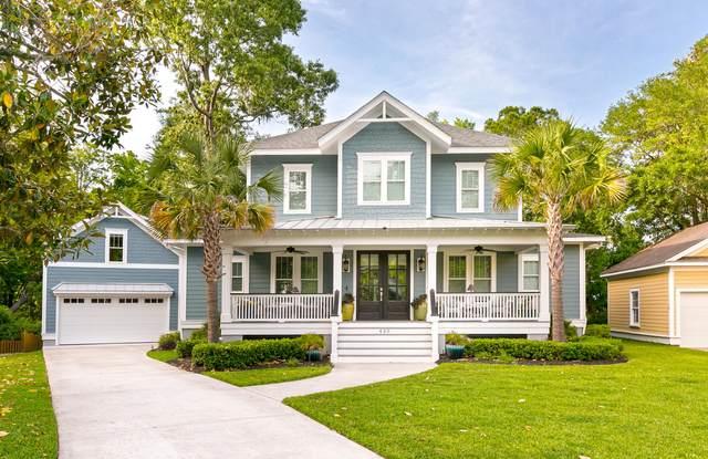 430 Rhett Butler Drive, Charleston, SC 29414 (#21014859) :: The Cassina Group