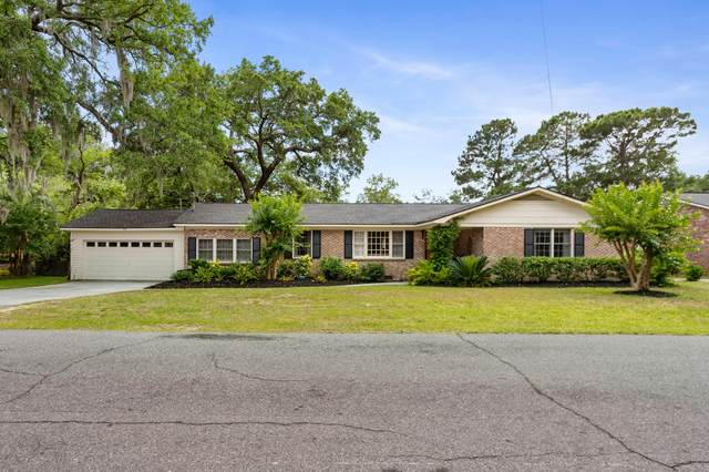 743 Collette Street, Charleston, SC 29412 (#21015029) :: The Gregg Team