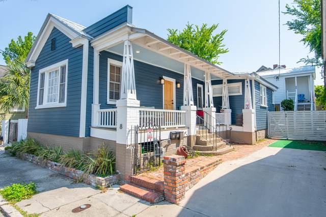 8 Dewey Street, Charleston, SC 29403 (#21015031) :: Realty ONE Group Coastal