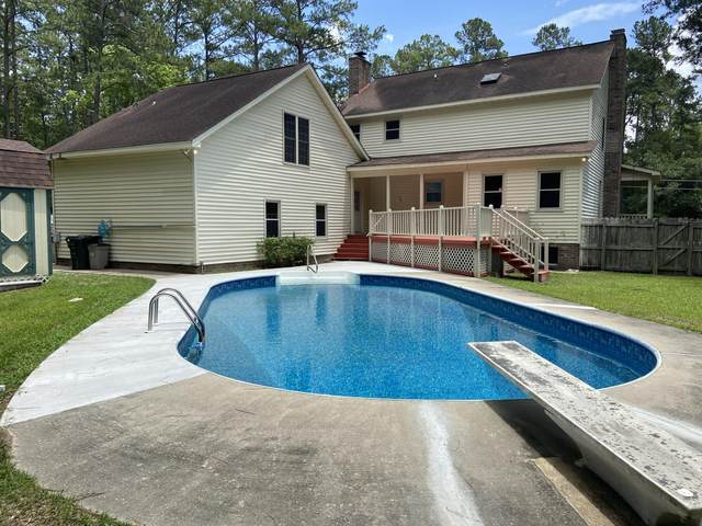 119 Ashley River Drive, Summerville, SC 29485 (#21015144) :: Realty ONE Group Coastal