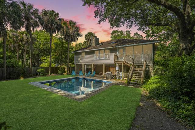5 20th Avenue, Isle Of Palms, SC 29451 (#21015211) :: The Cassina Group