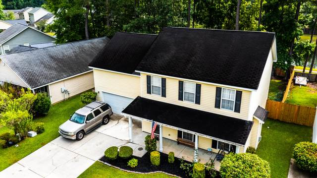 134 Trickle Drive Drive, Summerville, SC 29483 (#21015304) :: Realty ONE Group Coastal