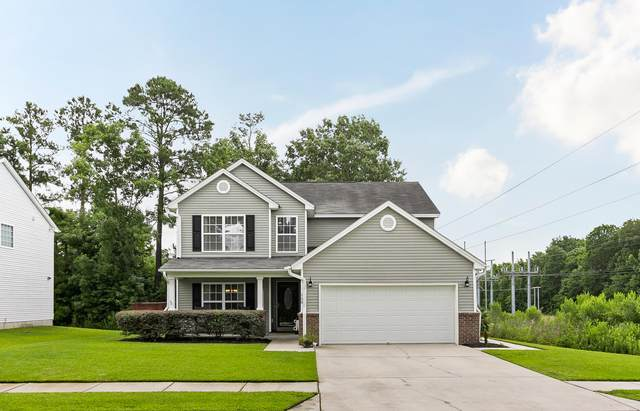 168 Old Jackson Road, Goose Creek, SC 29445 (#21015444) :: The Cassina Group