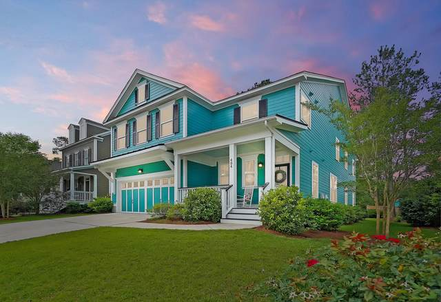 404 Brick Kiln Drive, Summerville, SC 29483 (#21015446) :: Realty ONE Group Coastal