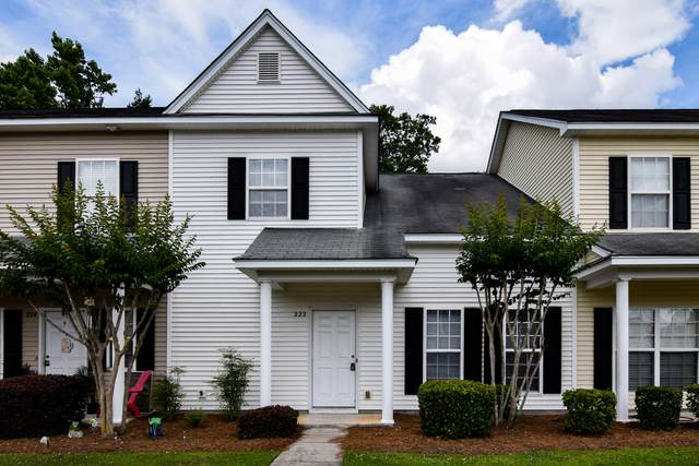 222 Congaree River Drive, Summerville, SC 29485 (#21015518) :: Realty ONE Group Coastal