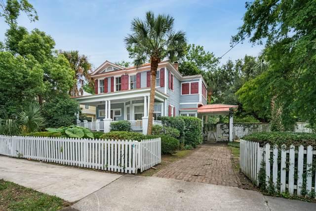 21 Bennett Street, Charleston, SC 29401 (#21015551) :: The Gregg Team
