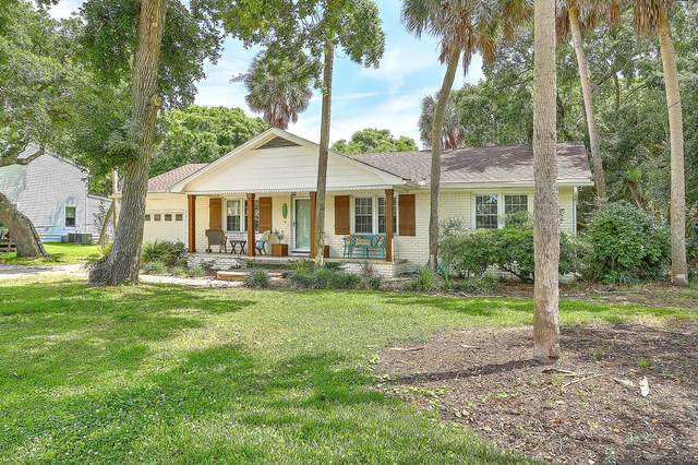 16 20th Avenue, Isle Of Palms, SC 29451 (#21015572) :: The Cassina Group
