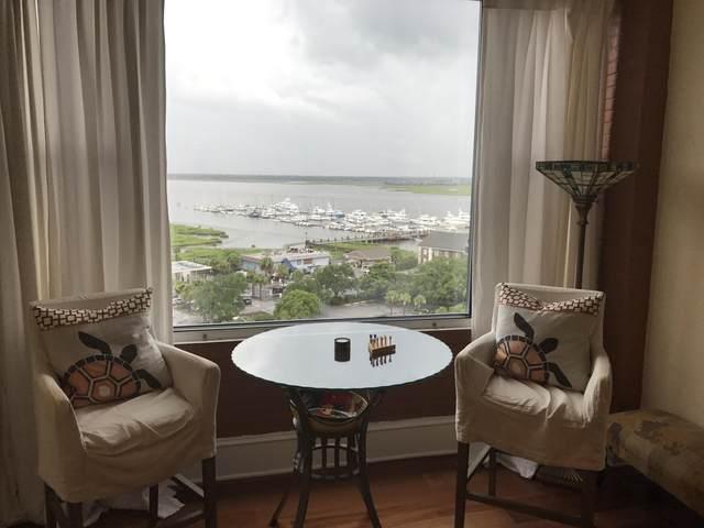 14 Lockwood Drive 10D, Charleston, SC 29401 (#21015588) :: Realty ONE Group Coastal