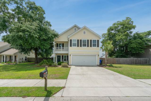 2032 Chilhowee Drive, Johns Island, SC 29455 (#21015604) :: The Cassina Group