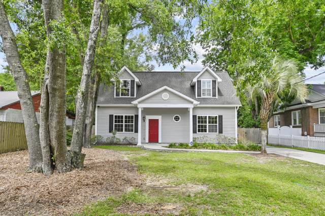 173 Plymouth Avenue, Charleston, SC 29412 (#21015666) :: The Cassina Group