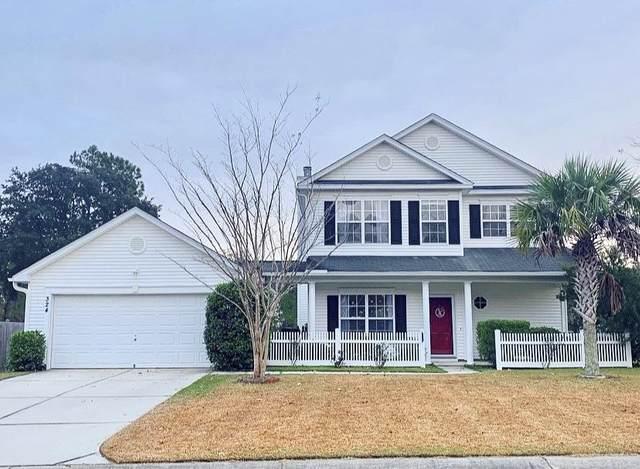 324 Savannah River Drive, Summerville, SC 29485 (#21015678) :: Realty ONE Group Coastal