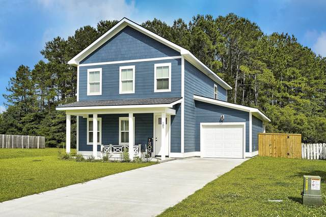 105 Brightwood Drive, Huger, SC 29450 (#21015705) :: The Gregg Team