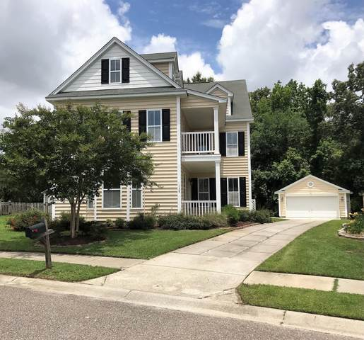 138 Cypress View Road, Goose Creek, SC 29445 (#21015731) :: The Cassina Group