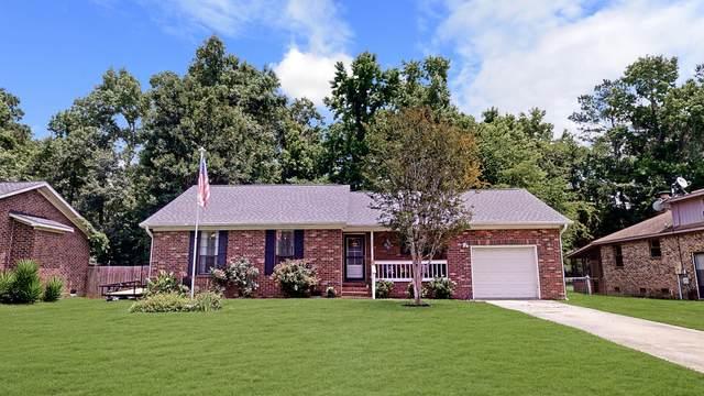 209 Houston Drive, Ladson, SC 29456 (#21015790) :: Realty ONE Group Coastal