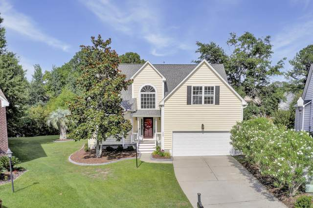 1069 Willoughby Lane, Mount Pleasant, SC 29466 (#21015795) :: The Cassina Group
