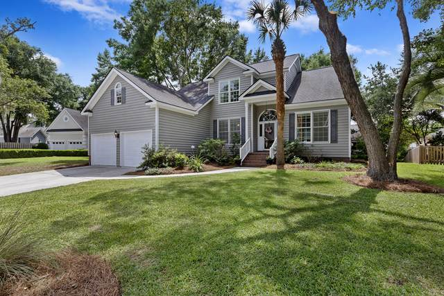 3111 Linksland Road, Mount Pleasant, SC 29466 (#21015809) :: The Cassina Group