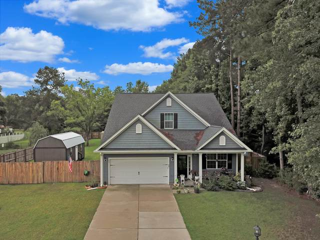 109 Kahlers Way, Summerville, SC 29483 (#21015818) :: The Cassina Group