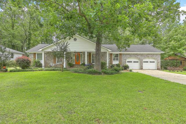 123 Hunt Club Drive, Summerville, SC 29485 (#21015828) :: The Cassina Group