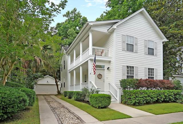 641 Fair Spring Drive, Charleston, SC 29414 (#21015840) :: The Cassina Group
