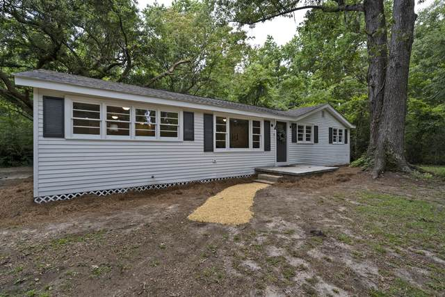 1160 Biering Road, Johns Island, SC 29455 (#21015889) :: The Cassina Group