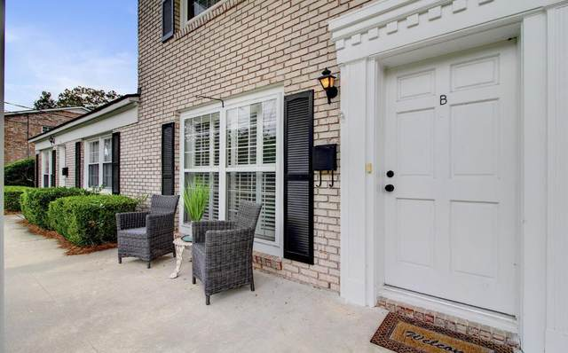 940 Lansing Drive B, Mount Pleasant, SC 29464 (#21015893) :: The Cassina Group