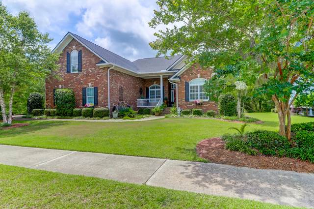 336 Shadowmoss Parkway, Charleston, SC 29414 (#21015898) :: The Cassina Group