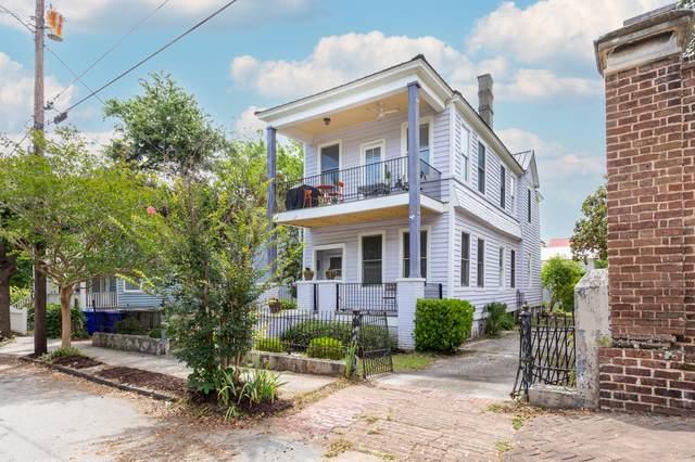 31 Mary Street, Charleston, SC 29403 (#21015939) :: Realty ONE Group Coastal