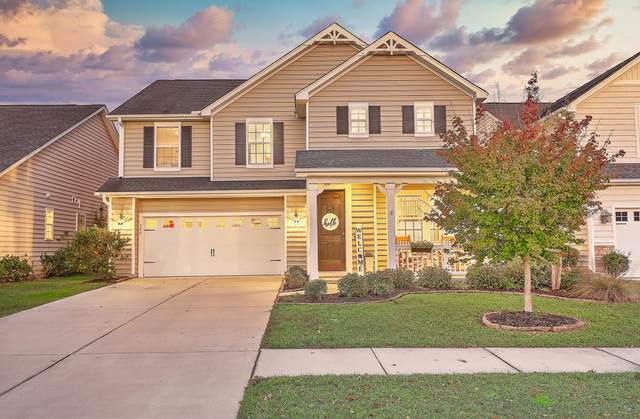 306 Nuttall Drive, Summerville, SC 29486 (#21015984) :: Realty ONE Group Coastal
